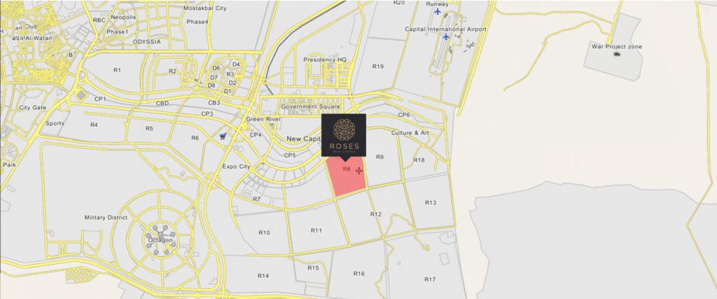 كموند روزس العاصمة الادارية الجديدة 13