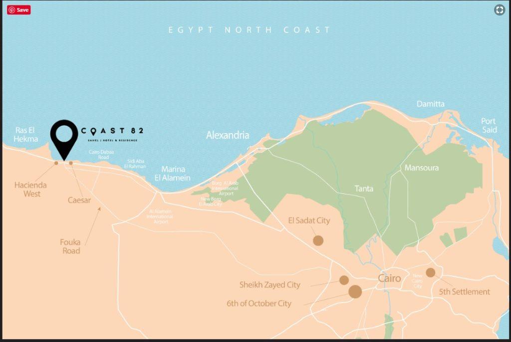 قري ساحل الشمالي تحت الأنشاء 11