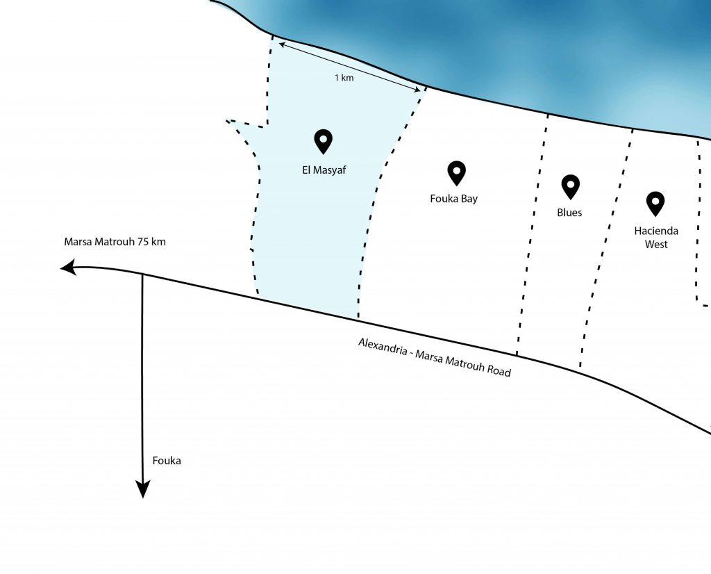 دليل قري الساحل الشمالي 12