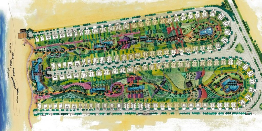 خريطة قري راس سدر 2019 16