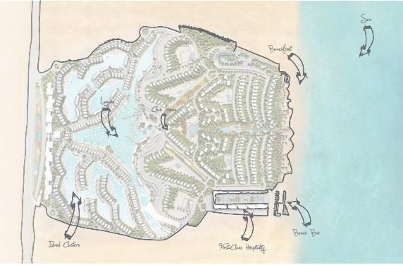 قرية الفوكا باي الساحل الشمالي 11